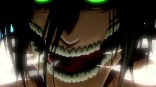 Repeat youtube video Epic Scene from EP9 of Attack on Titan【spoiler alert!】