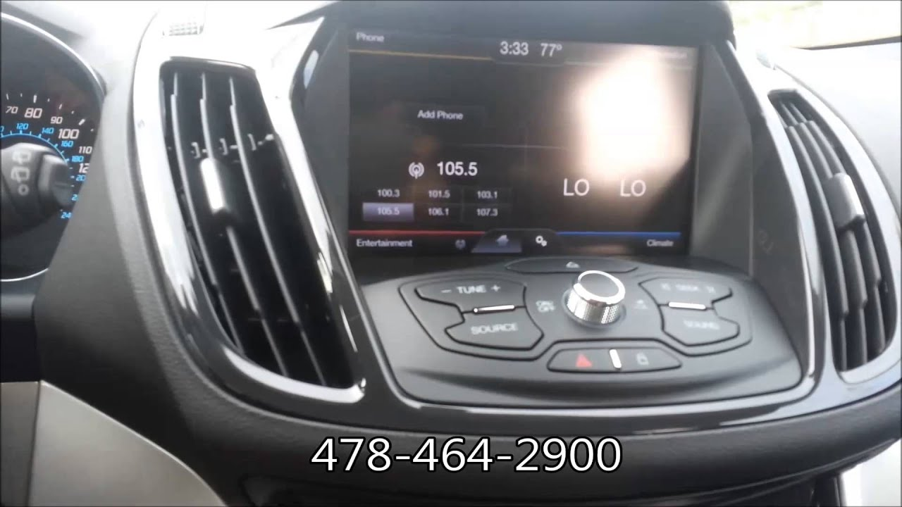 Riverside Ford Macon >> 2013 Ford Escape Sel Awd B1695 At Riverside Ford Lincoln In Macon