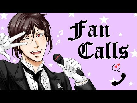 SINGING BATTLE?! - Black Butler Fan Calls