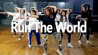Beyoncé - Run the World / Dance Choreography 합정댄스학원 신촌이지댄스