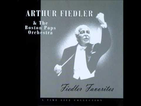 Arthur Fiedler   March of the siamese children