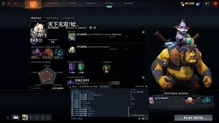 DotA 2  Boost Immortal - Solo Support 5k5~6k