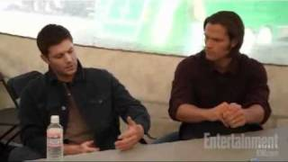 JJ Interview for Entertainment Weekly. 10/4/2011