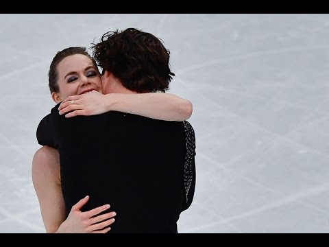 Tessa Virtue, Scott Moir Short Dance at the 2017 World Championships