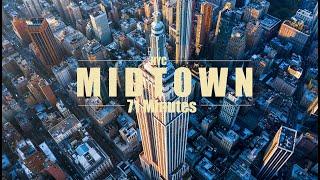 1+ Hour Midtown Manhattan Drone