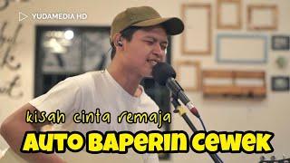 Menunggu Kamu Midley Sampai Tutup Usia (Anji X Angga Candra) Live Cover Sabian Nanda