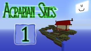 Shika juega Agrarian Skies (en Español) - Ep.1
