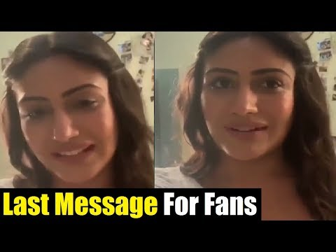 Ishqbaaz Anika Goodbye Video For Fans | Last Day on Show | Emotional Goodbye | FCN thumbnail
