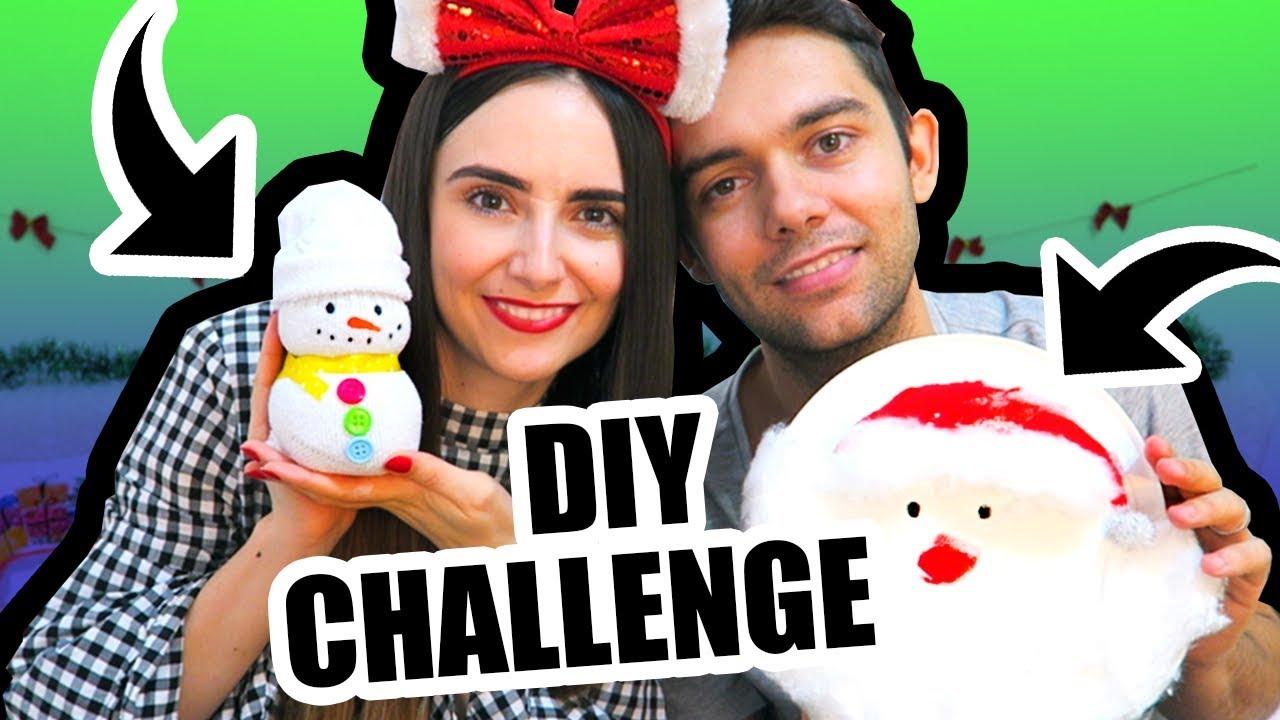 DIY CHALLENGE: Felix vs Cocos Christina DECORATIUNI DE CRACIUN