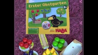 Erster Obstgarten | SPIEL von Haba | Farben lernen
