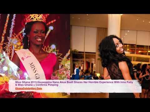 Giuseppina Nana Akua Baafi - Miss Ghana controversy