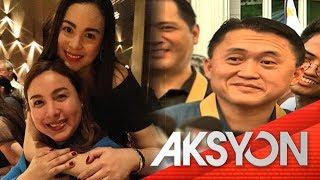 Sen. Bong Go sa away ng Barretto sisters: 'Akala ko shooting'