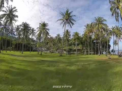 Фото DJI FPV DIGITAL AIR UNIT MODULE FLIGHT TEST.