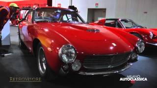 Ferrari Dino 246GTS / 250GT BerlinettaLusso / 365P / 250GT BerlinettaSWB - Milano AutoClassica 2016