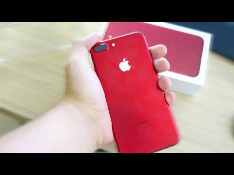 IPHONE 7 RED ‹ JUAUM ›