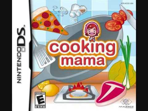 Cooking Mama (NDS Music)