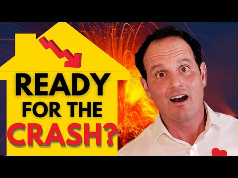 Housing Market Crash Prep: Ready to Buy a House? Answer These 4!