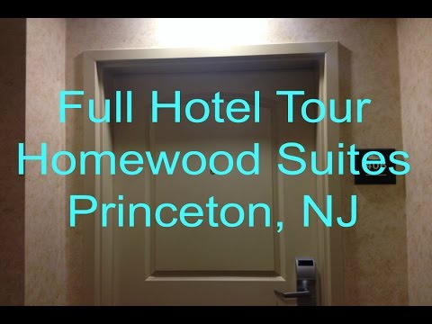 First Full Hotel Tour! Homewood Suites by Hilton, Princeton, NJ