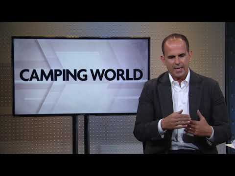 Camping World Holdings CEO: 'Good Sam' Strength | Mad Money | CNBC