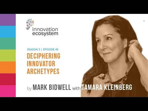 045 – Deciphering Innovator Archetypes with Tamara Kleinberg of LaunchStreet