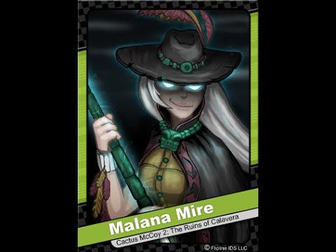 Прохождение игры Кактус Маккой 2 - MALANA MIRE , часть 1 .