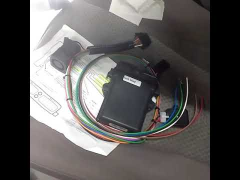 Intoxalock Ignition Interlock Device Installation 4