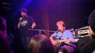 Aesop Rock & Kimya Dawson (Troubadour 6/17/11)