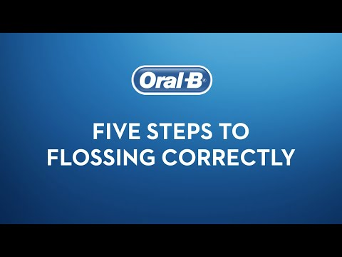 Five Steps to Flossing Correctly