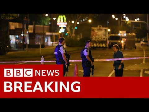 Christchurch rocked by mosque shootings - BBC News