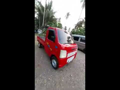 TRANSFORMER PICK-UP 4X4 REVIEW(DA63T-SUZUKI CARRY)