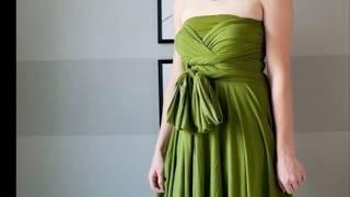 Шитье и крой прстого слинга-платья своими руками.Выкройка.