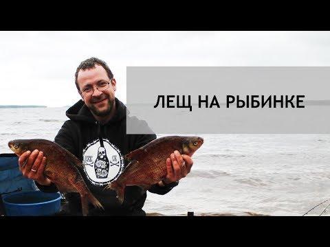 Ловля леща на Рыбинском водохранилище!