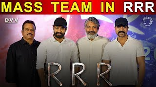 Mass Team in RRR