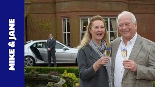 Meet Mike and Jane Fiske, our latest Mega Friday EuroMillions winners