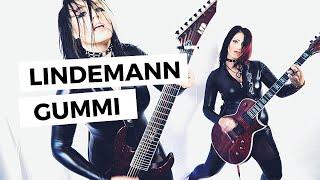 Lindemann - Gummi Guitar Cover feat. ELYLVA [4K] *FUNNY SPECIAL*