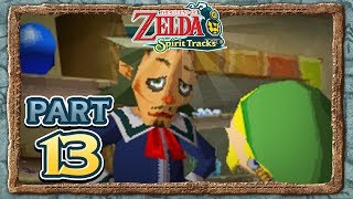The Legend of Zelda: Spirit Tracks - Part 13 - Linebeck III