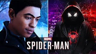 Miles Morales After He Gets His Powers - PS4 Spider-man Sequel (DLCs)