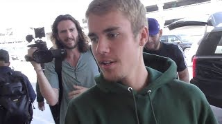 Justin Bieber SUED For Street Fight!