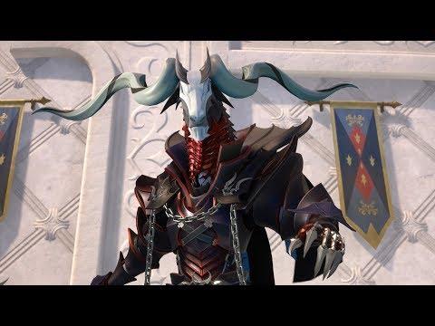 Kingdom Hearts 3: Master Xehanort Boss Fight (English) - YouTube