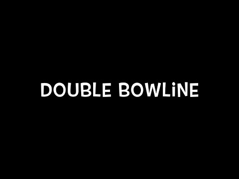 How to tie a Double Bowline knot