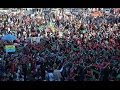 Frame from Major STAND!! OFF!! in LIBYA 2.19.14 See 'DESCRIPTION'