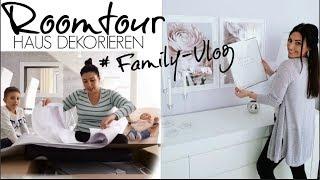 ROOMTOUR | Neue HAUS DEKO DESENIO POSTER & IKEA HAUL | MAYRA JOANN