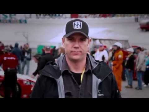 NBC Sports Joey Logano Mission 22 Feature