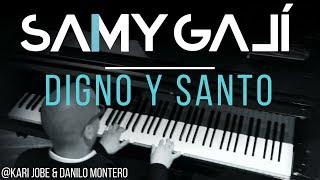 Kari Jobe & Danilo Montero - Revelation Song / Santo y Digno (Solo Piano Cover) Samy Galí