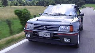 1984 Peugeot 205 Turbo 16 (Italian)