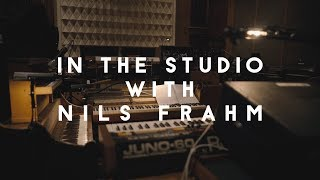 In the studio with Nils Frahm