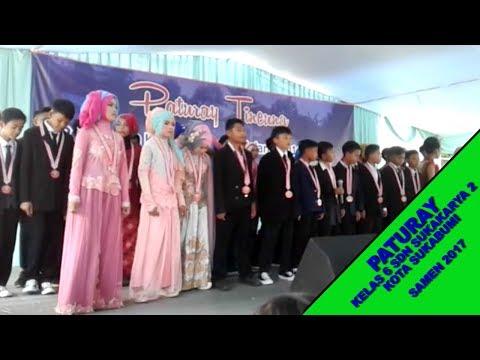 Paturay-Kelas 6 SDN Sukakarya 2 Kota Sukabumi 2017