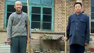 传统武术之乡沧州 二郎拳之传统棍法表演