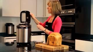 Baking Flavoured Loaves Using The Raisin Nut Dispenser In The Panasonic Breadmaker