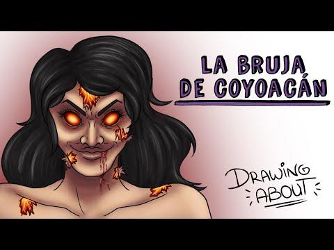 LA BRUJA DE COYOACN | Draw My Life